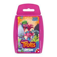Top TRUMPS 13729 Trolls Specials Card Game
