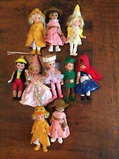McDONALDS MADAME ALEXANDER Lot of 10  Dolls #3   (B-9)