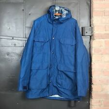 Vintage Woolrich 60/40 Wool Blanket Lined Hooded Parka Men's Large Made in USA