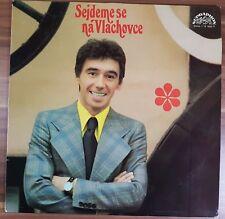 "12"" LP Vinyl sejdeme se na vlachovce Czechoslovakia supraphon 1 14 1666 H"