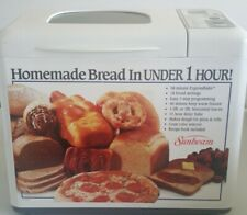 Sunbeam Bread Maker Machine Expressbake Model #5833