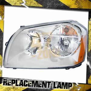 For 2005-2007 Dodge Magnum Left Driver Side Head Lamp Headlight