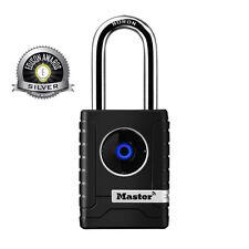 Master 4401DLH Bluetooth Smart Padlock Keyless Combo Outdoor Lock Secure Phone