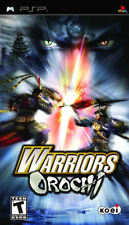 Warriors Orochi PSP New Sony PSP