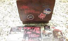 Dead Island Riptide Rigor Mortis Edition Suitcase + Key + Game Playstation 3 PS3