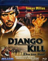 Django Kill!...If You Live, Shoot! [New Blu-ray] Subtitled