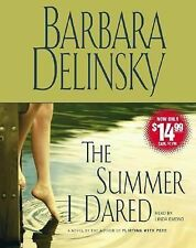 THE SUMMER I DARED bestselling audio book on CD by BARBARA DELINSKY