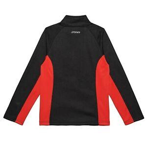 SPYDER Waffle-Knit Full Zip Jacket YOUTH Boys Pick size M, L, XL & Color
