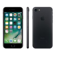 APPLE iPhone 7 32GB Negro Móvil Libre 4G Teléfono GRADO A