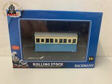 More details for bachmann 77204 009 passenger coach carriage thomas & friends blue