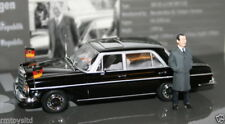 MINICHAMPS 1/43 SCALE 436039100 - 1970 MERCEDES BENZ 300 SEL 6.3 - WILLY BRANDT