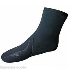 Aqualung Neopren Füssling Socken Low High Tide Socks Grip Neoprensocken 3 mm
