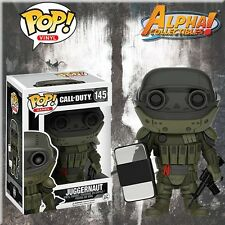 FUNKO POP #145 JUGGERNAUT CALL OF DUTY SERIES POP FIGURE FREE S/H