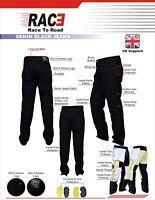 Original RAC3 Mens Motorbike Protective Armoured Lining Denim Jeans Trousers