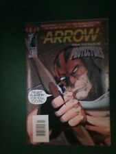 Arrow (1992 Malibu) comic book #1