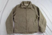 Womens Cold Air Design Jackson Hole WY Fleece Full Zip Souvenir Jacket Sz 10