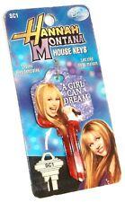 """Disney's HANNAH MONTANA """"A Girl Can Dream"""" House Key Blank (SC1)"""