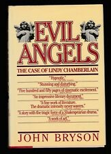 Evil Angels by John Bryson (1987, Hardcover), Signed 1st American