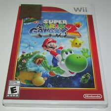 Super Mario Galaxy 2 for Nintendo Wii Brand New! Factory Sealed!
