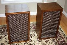 Vintage Sonics AS-330 Speakers, 5 Speaker, 3Way, 40W per Channel