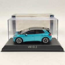 Norev 1:43 Volkswagen VW ID.3 Diecast Models Limited Edition Collection Green
