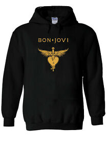 John Bon Jovi American Rock Band Hoodie Sweatshirt Jumper Men Women Unisex 72