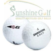 100 AAA Bridgestone e6 Used Golf Balls (3A) - FREE SHIPPING