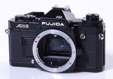 REFLEX 35mm FUJICA X : FUJICA AX-3  BLACK - FUJICA X