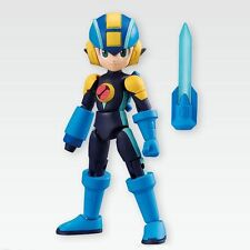 MEGA MAN.EXE BATTLE NETWORK Bandai Shokugan Mega Man 66 Action Mini Figure Vol 1