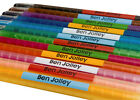 Name Labels Kids Pencil Pen Stationary Back to School Stickers Vinyl Small x 50