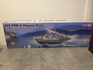 HOBBYBOSS USS PHM OF PEGASUS CLASS BOAT 1/200 SCALE
