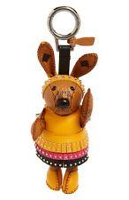 NWT MCM Lady Rabbit' Genuine Mink Fur Bag Charm $385
