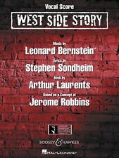 West Side Story Vocal Score NEW 000450050