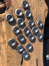 15x STAINLESS Steel Skid Plate Washer Polaris 7556065 ATV UTV Ranger Rzr General