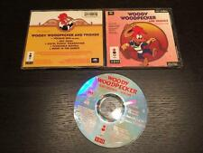 Woody Woodpecker & Friends Vol. 1 (3DO, 1994) - Complete CIB MINT Rare!