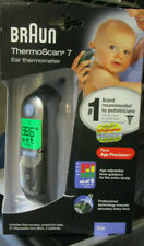 New ListingBraun ThermoScan 7 Ear Thermometer For Adults/Infants Irt6520