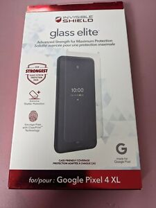 Invisible Shield Glass Elite Advanced Screen Protector x 2 for Google Pixel 4 XL