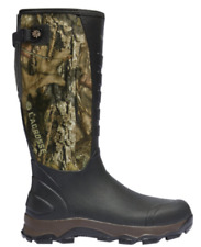 "NIB LaCrosse Men's  4x Alpha 16"" Mossy Oak Country 7MM Hunting Boot 376102"