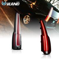VLAND LED Tail Lights Rear Lamp For 2015-2020 Chevrolet Tahoe Suburban 1 Pair