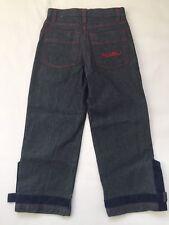 Herren Fubu Skater Jeans Long Shorts/klein/skateboy Co/Hip Hop Jeans 27 W