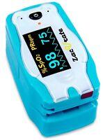 Digital Pediatric Finger Pulse Oximeter SpO2 Blood Oxygen Pulse Rate O2 Meter