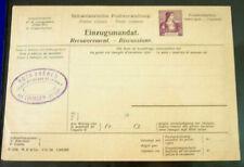 Schweiz ungebrauchte Privatganzsachen : PRACHTSAMMLUNG mit 45 Stück ab ca. 1907