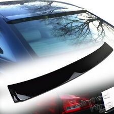 -Painted For LEXUS OE-Type IS250 IS350 IS300h IS250 F Rear Roof Spoiler ABS #202