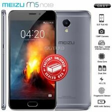 Grey MEIZU Factory Unlocked 32GB Mobile Phones