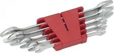 KS Tools CONJUNTO DE LLAVES ABIERTAS Dobles 8-19mm 517.0145 BOCA PARA TORNILLOS