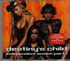 (CF916) Destiny's Child, Independent Women Part 1 - 2000 CD