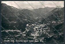 Vercelli Varallo foto cartolina B3025 SZG
