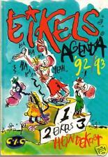 EIKELS  SCHOOLAGENDA 92-93 ONGEBRUIKT HEIN DE KORT