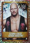 154 Stone Cold Steve Austin (large shiny) Topps WWE Ultimate Collection sticker