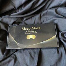 Sleep Mask Cool/Warm musiCozy Bluetooth Headphones